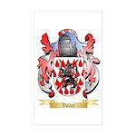 Valter Sticker (Rectangle)