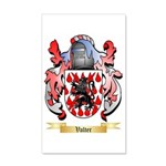 Valter 35x21 Wall Decal