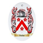Vallve Oval Ornament