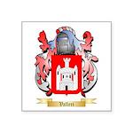 Valleri Square Sticker 3