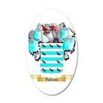 Vallence 35x21 Oval Wall Decal