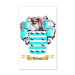 Vallence 35x21 Wall Decal