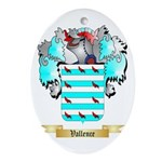 Vallence Oval Ornament