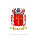 Valle 35x21 Wall Decal