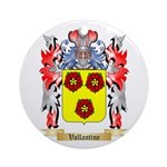 Vallantine Round Ornament