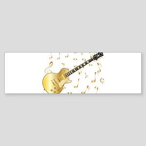 Gold Top Bumper Sticker