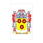 Vallantin Sticker (Rectangle)