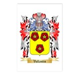 Vallantin Postcards (Package of 8)
