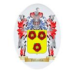 Vallantin Oval Ornament