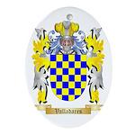 Valladares Oval Ornament