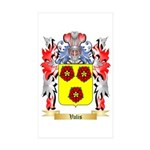 Valis Sticker (Rectangle 50 pk)