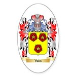 Valis Sticker (Oval 50 pk)