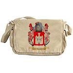 Valier Messenger Bag