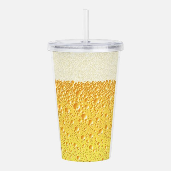Alcoholic Beverage Acrylic Double-wall Tumbler