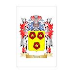 Vales Mini Poster Print