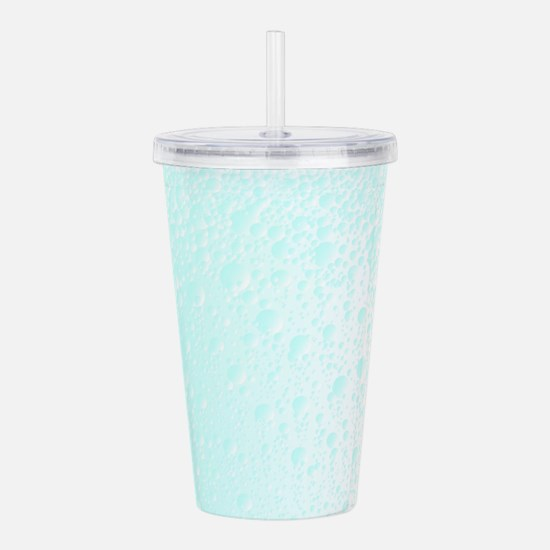 Carbonated Water Acrylic Double-wall Tumbler