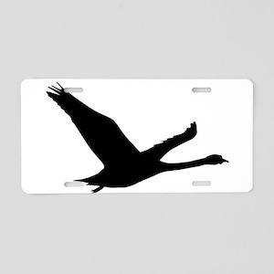 Swan Aluminum License Plate