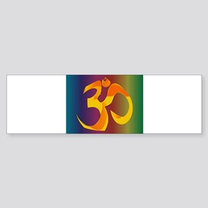 Golden Om Bumper Sticker