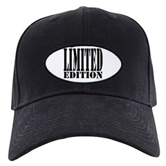 Limited Edition Baseball Hat