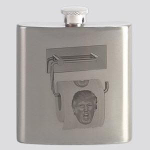 Trump TP Design Flask