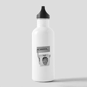 Trump TP Design Water Bottle