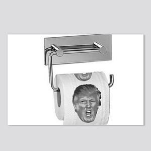 Trump TP Design Postcards (Package of 8)