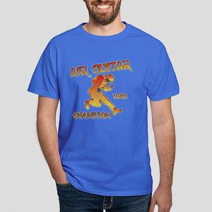 Air Guitar Champion (vintage) Dark T-Shirt