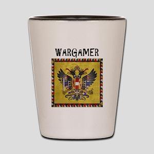 Napoleonic Austrian Shot Glass