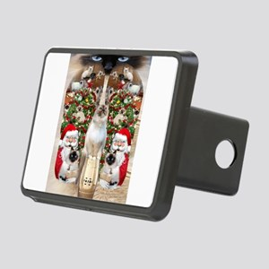 Ragdoll Cats for Christmas Hitch Cover