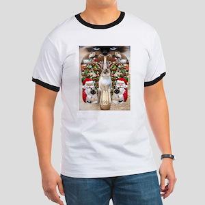 Ragdoll Cats for Christmas T-Shirt