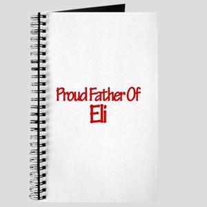 Proud Father of Eli Journal