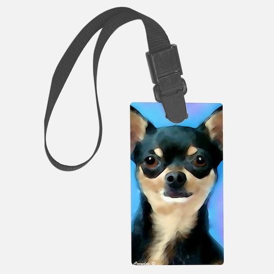 Unique Pets Luggage Tag