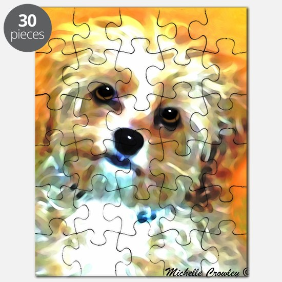 Cute Cockapoo Puzzle