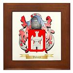 Valery Framed Tile
