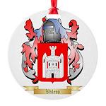 Valero Round Ornament