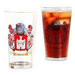 Valero Drinking Glass