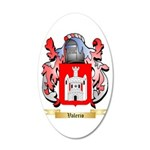 Valerio 20x12 Oval Wall Decal
