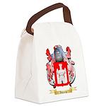 Valerio Canvas Lunch Bag