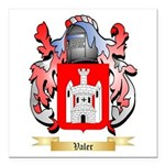Valer Square Car Magnet 3