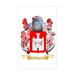 Valer Sticker (Rectangle)