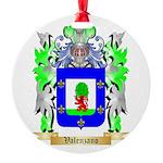 Valenzano Round Ornament