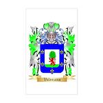 Valenzano Sticker (Rectangle)