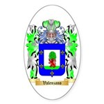 Valenzano Sticker (Oval 10 pk)