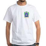 Valenza White T-Shirt