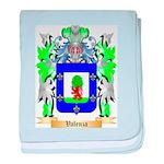 Valenza baby blanket