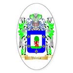 Valenza Sticker (Oval 10 pk)