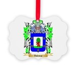 Valenza Picture Ornament