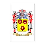 Valentino Mini Poster Print