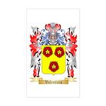 Valentinis Sticker (Rectangle)
