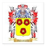 Valentinelli Square Car Magnet 3